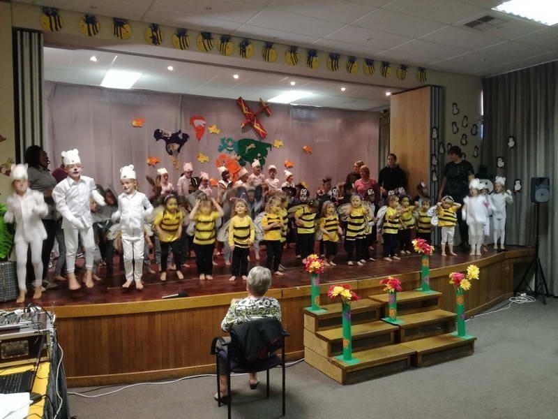 Kindergartenfest im KiGa West