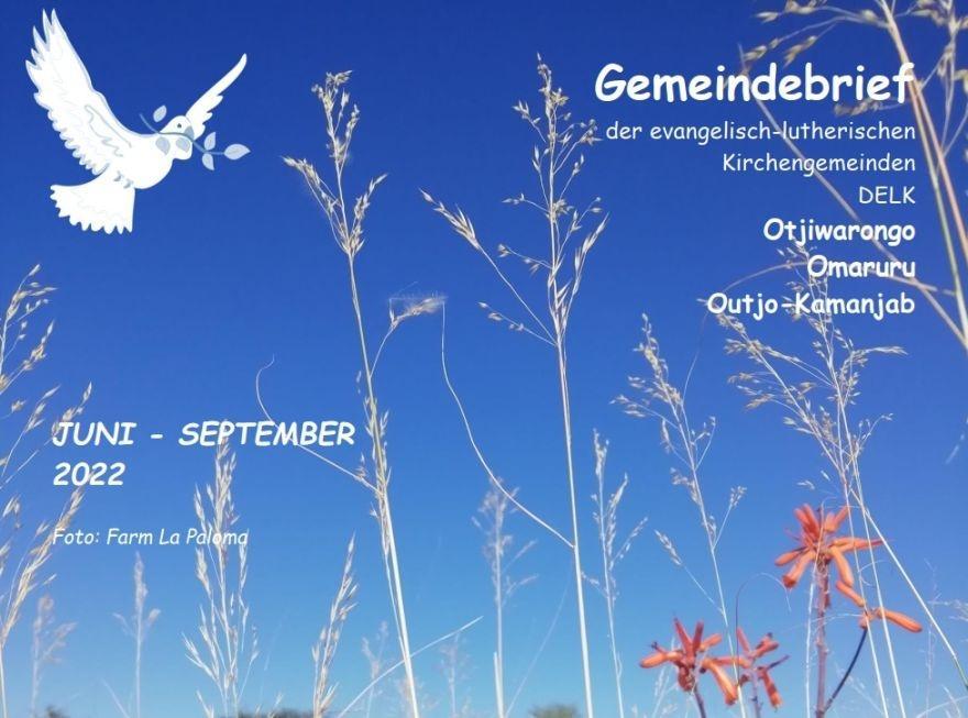 Gemeindebrief Juni bis September online