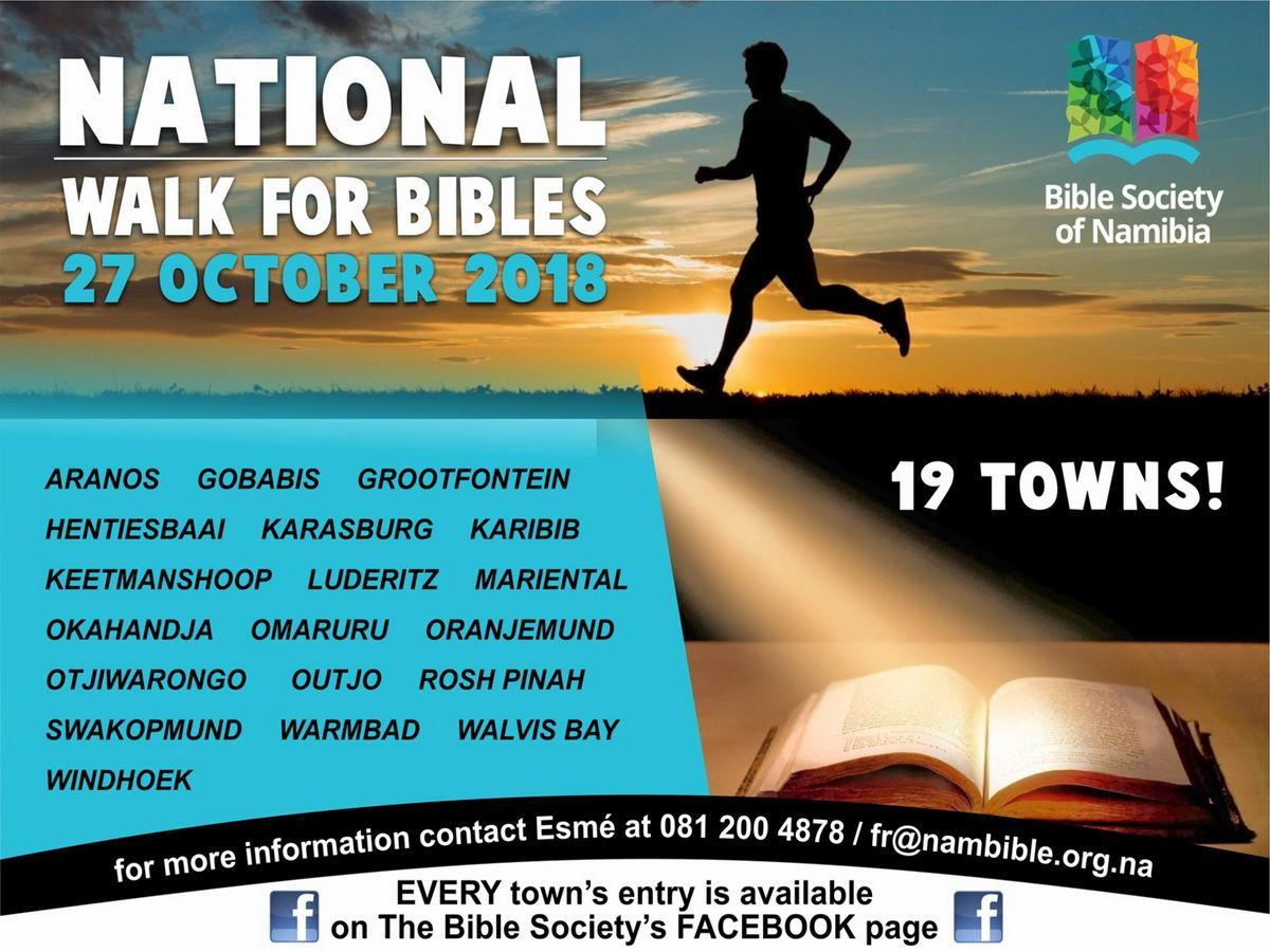 walk for bible
